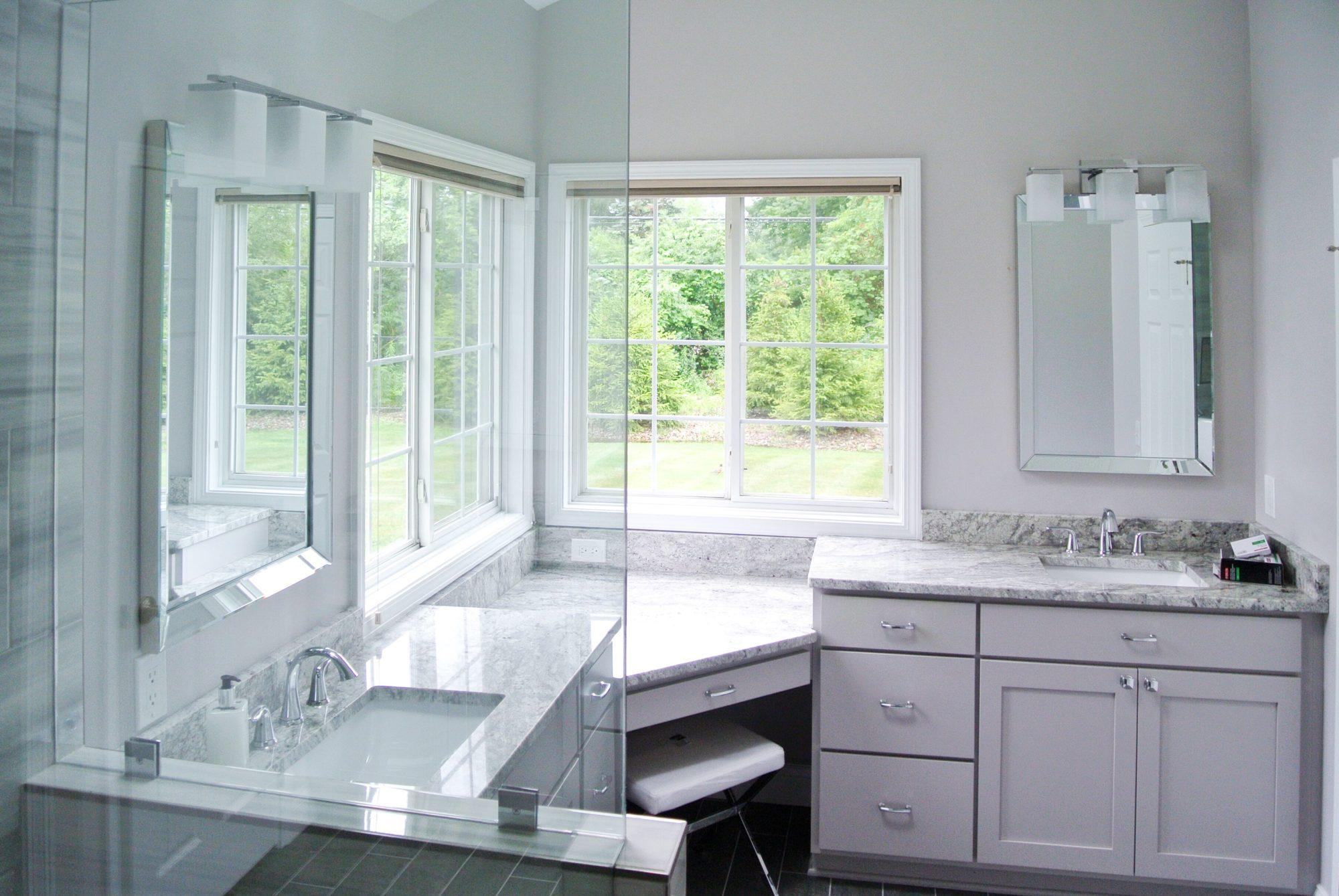 Vanity and Sink Renovation